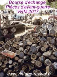 Bourse d'échange VRM 2017 FR