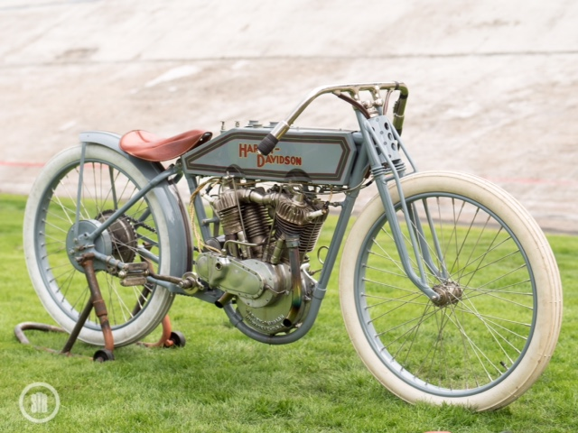 Harley Davidson Board Track 1915 ( Uk ) JESSE ANDY