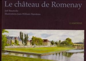 Livre Chateau de Romenay