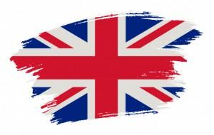 Logo drapeau anglais