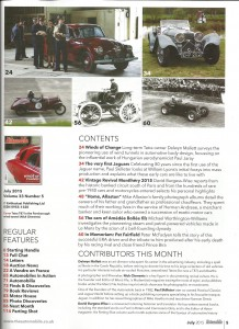 Article The Automobile pg 01