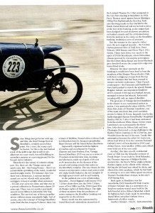 Article The Automobile pg 03