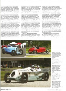 Article The Automobile pg 04