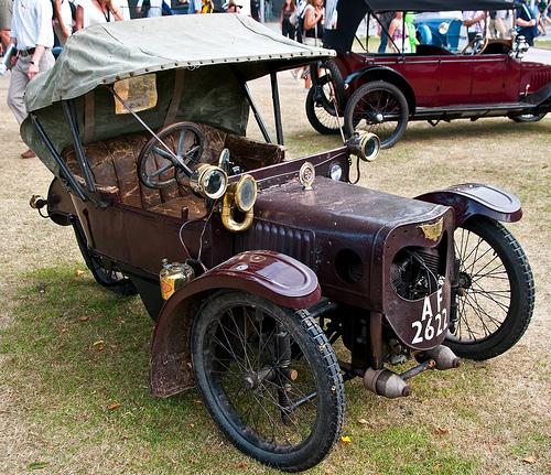 1912 Morgan Runabout Deluxe