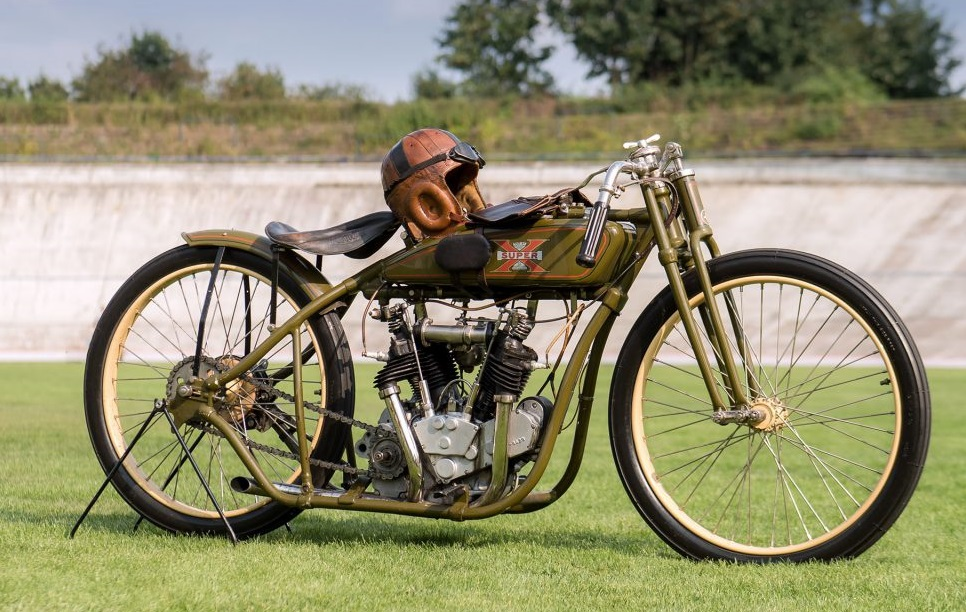 Excelcior Super X Short Coupled 750cc 1925 ( De ) Bund Thomas