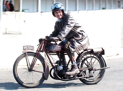 Monet-Goyon ZS3 175cc Champion de France 1925 ( fr ) Boucq Leopold