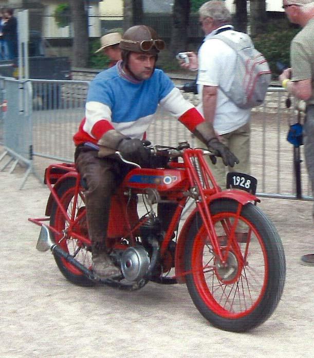 Monet Goyon type T - 175cc Sport 1928 ( Fr ) Boucq Philippe