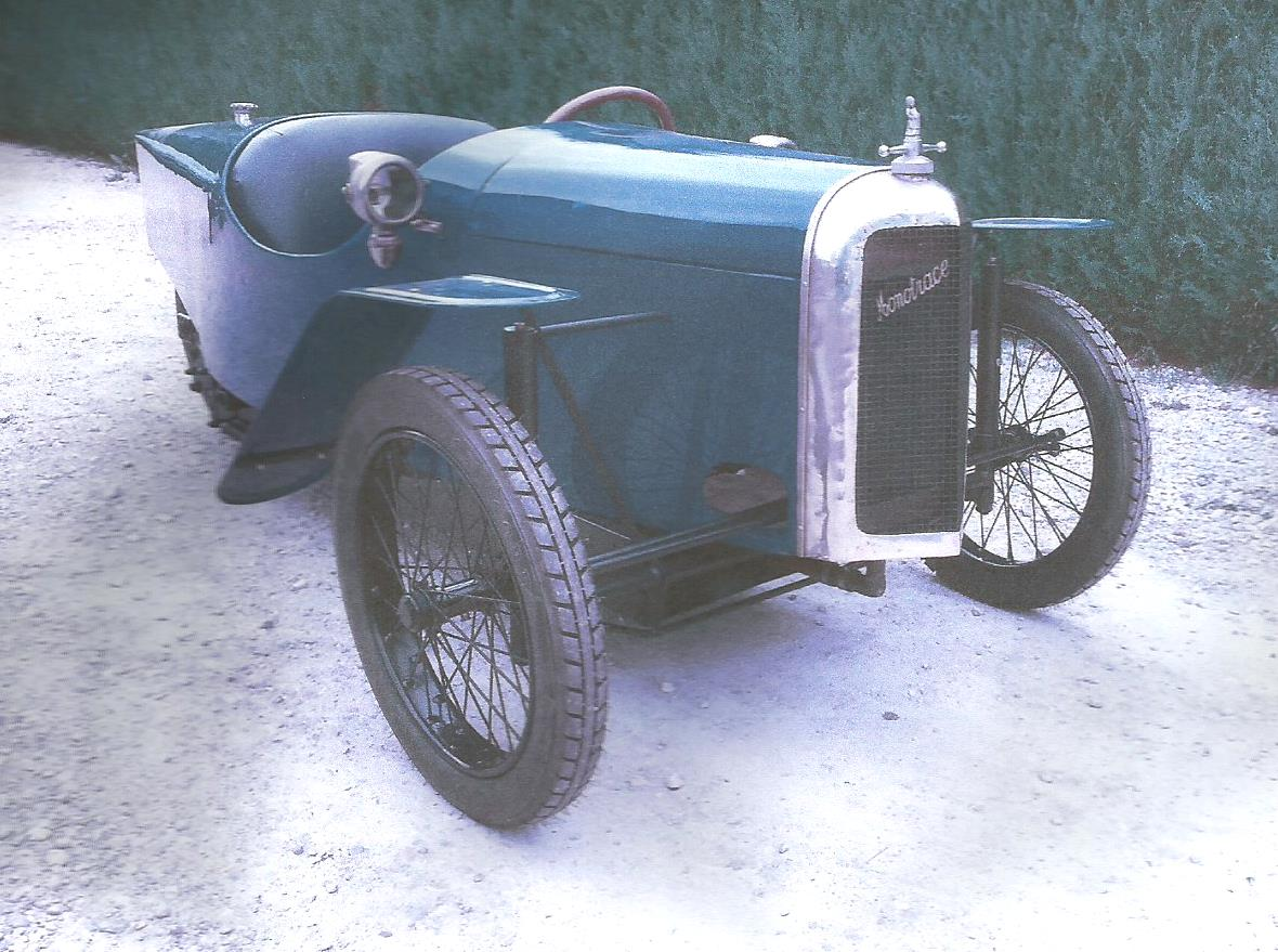 Morgan Monotrace MM 500cc 1924 ( Fr ) CHOLLEY Sébastien