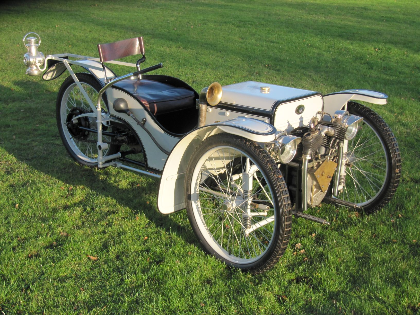 Morgan Runabout Single seat 1910 ( UK ) WEBB MARTYN