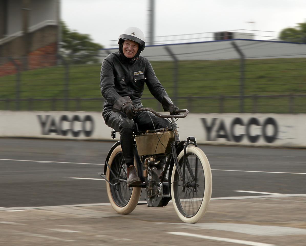 Peugeot 500cc Racer 1904 ( UK ) Howe Davies Andrew