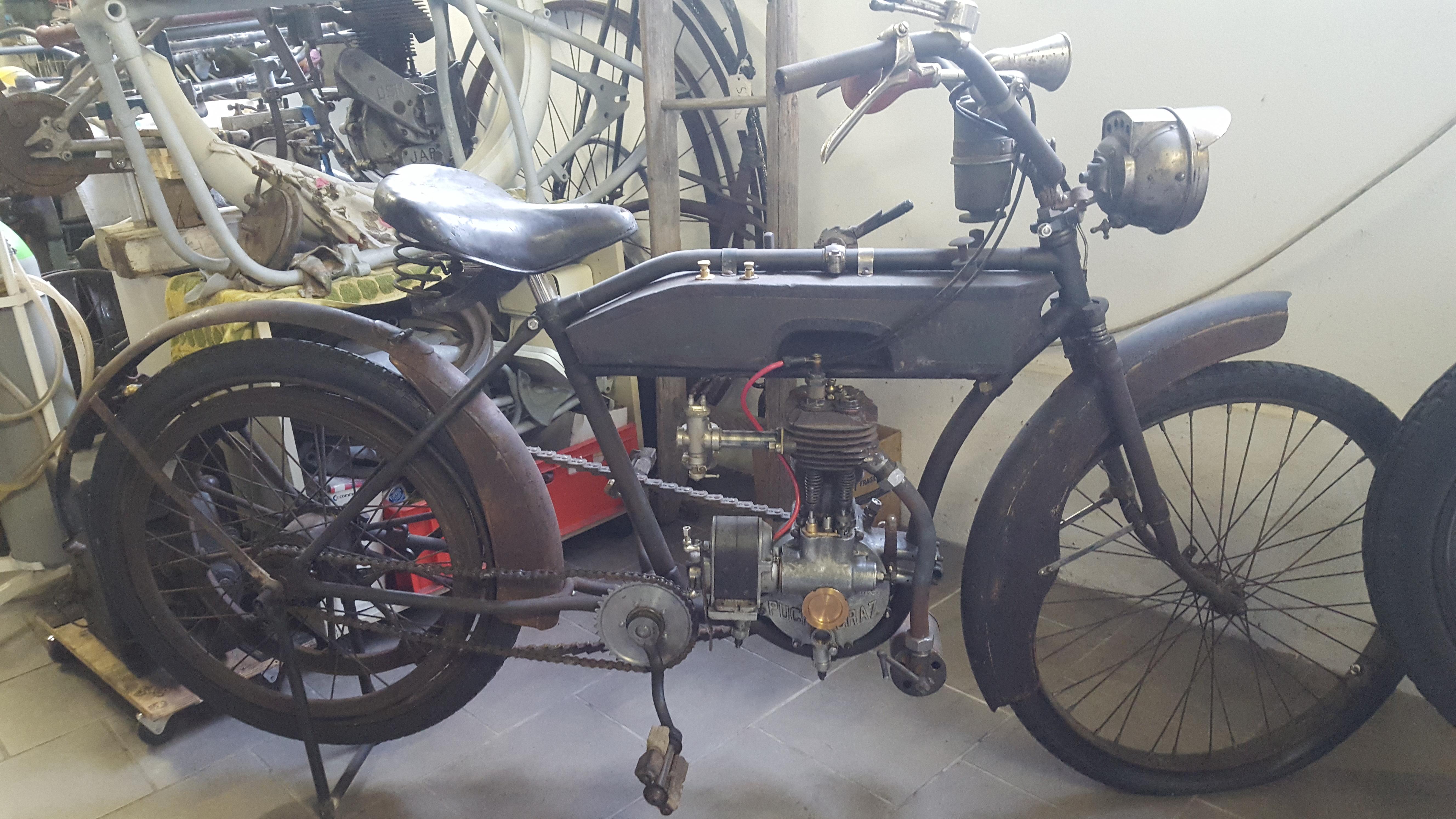 Puch R2 302cc 1914 ( Aut ) Weinzettl Peter