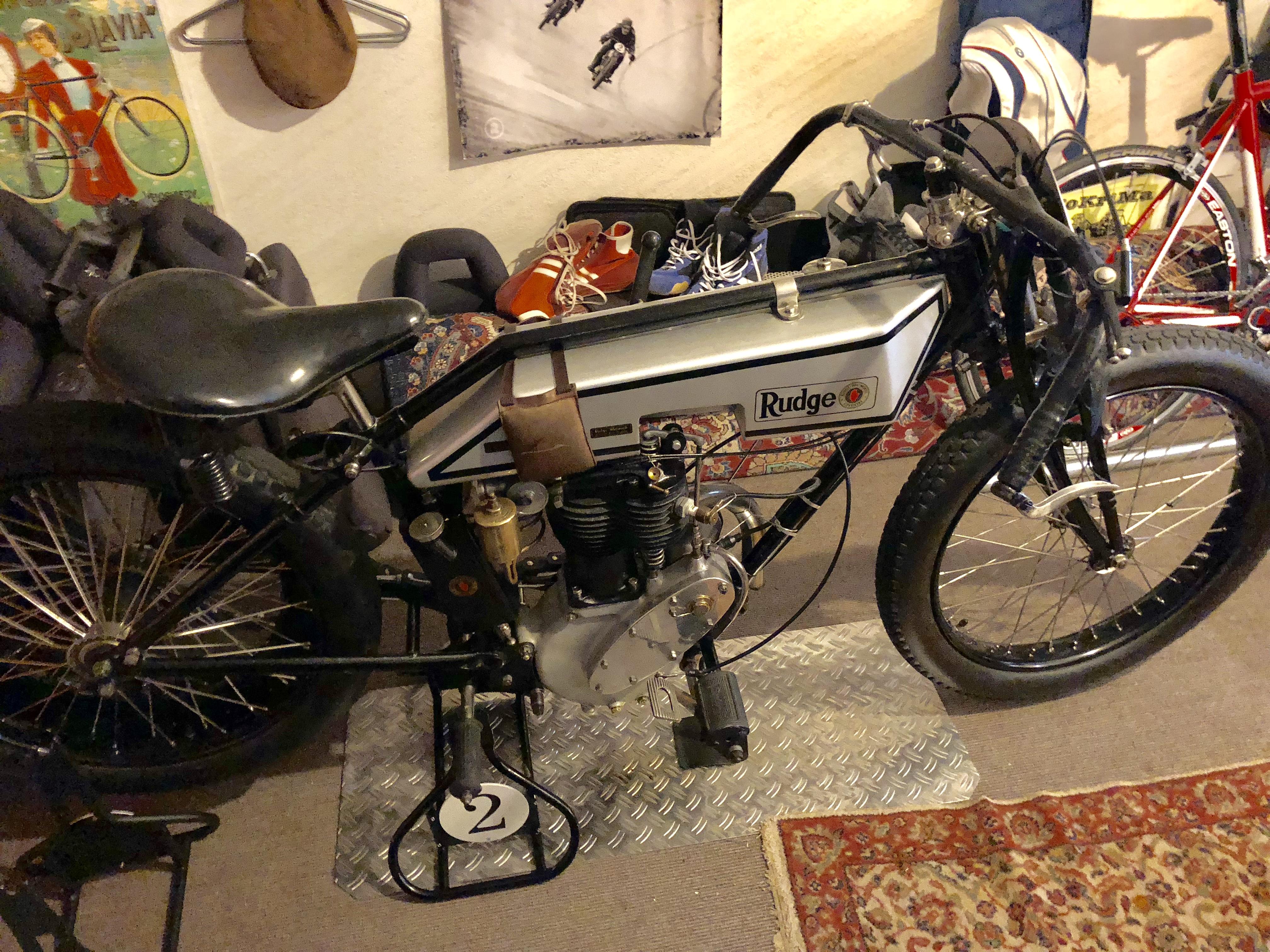Rudge Multi 498cc 1915 ( De )