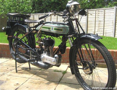 Triumph type P 1927 ( Fr ) TESSIER DIDIER